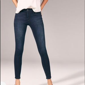 Abercrombie & Fitch Jegging Jeans